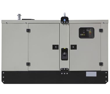 Skid Mounted Genset w/enclosure
